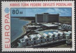 PIA - CIPRO  TUR. - 1977 : Europa  (Un 32-33) - Europa-CEPT