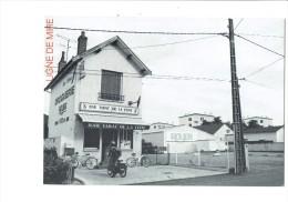 21 - CHENOVE - Ligne De Mire - Exposition 2008 - FREDERICK GAGNE - Bar Tabac De La Côte Droguerie ROUER Vélo Mobylette - Chenove