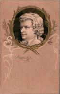 ! 1907 Postcard Wolfgang Amadeus Mozart, Serie Altmeister Der Musik, Music, Musique, Verlag Meissner & Buch, Leipzig - Musique Et Musiciens