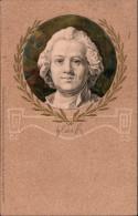 ! 1907 Postcard Christoph Willibald Gluck, Serie Altmeister Der Musik, Music, Musique, Verlag Meissner & Buch, Leipzig - Musique Et Musiciens