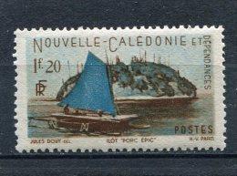NOUVELLE CALEDONIE  N°  266 **  (Y&T) - Ungebraucht
