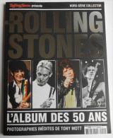 THE ROLLINGS STONES L'album Des 50 Ans. - Varia
