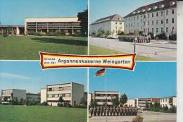 7987 WEINGARTEN, Argonnenkaserne, Tag Der Offenen Tür 1976 - Ravensburg