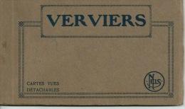Verviers, Carnet 10 Vue - Verviers