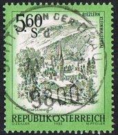 Austria SG1683b 1982 Definitive 5s.60 Good/fine Used - 1945-.... 2nd Republic