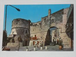 FOGGIA - Peschici - Torre E Porta Del Ponte - Animata - Auto - Foggia
