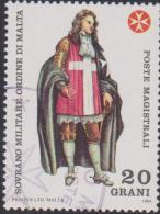 SMOM Sovereign Military Order Of Malta Mi 225 Uniforms - Justice Knight XVII Century - 1984 - Malta (Orde Van)