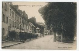 27 - Vernon         Quai Garnuchot - Vernon