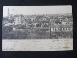 AK STOCKERAU 1902 /////  D*12167 - Stockerau