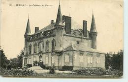 DEP 58 SEMELAY LE CHATEAU DU PLESSIS - Other Municipalities