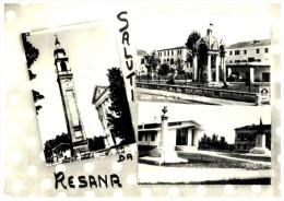 SALUTI DA RESANA - Treviso
