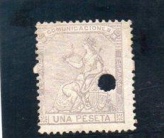 ESPAGNE 1873 TELEGRAPHE - 1873 1st Republic
