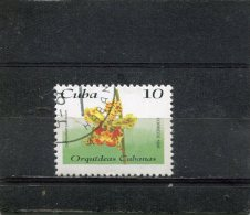 CUBA. 1995. SCOTT 3681B. ORCHIDS. CYRTOPODIUM PUNCTATUM - Cuba