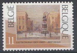 BELGIQUE Mi.nr.:2540 Weihnachten 1992 Neuf Sans Charniere / Mnh / Postfris - België