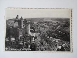 AK / Bildpostkarte Vianden Les Ruines Et Partie De La Ville Haute - Vianden