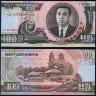 Korea North P 53 - 100 Won 2007 Commemorative - UNC - Corea Del Nord