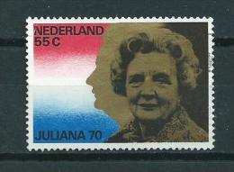 1979 Netherlands Queen Juliana Used/gebruikt/oblitere - Periode 1949-1980 (Juliana)