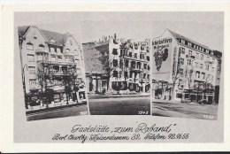 Gaststätte Zum Raband Kaiserdamm 32 Berlin   BKA-200 - Charlottenburg