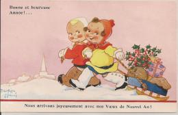 ,illustrateurs - BEATRICE MALLET - Bonne Année - Mallet, B.