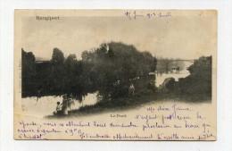 CP , 94 , RANGIPORT , Le Pont - France