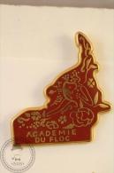 French Advertising Academie Du Floc - TOSCA  - Pin Badges - #PLS - Administración