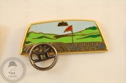 Golf Arthus Bertrand Paris Peugeot Open - Pin Badge - #PLS - Golf