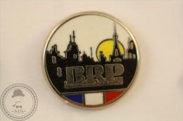 BRP Police France  -  Brigade De Répression Du Proxénétisme - Pin Badge - #PLS - Policia