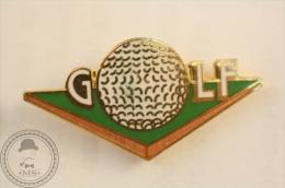 Sport Golf - Demons & Mervelles - Pin Badge - #PLS - Golf