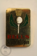 Golf Bell´s Scottish Open - Pin Badge - #PLS - Golf