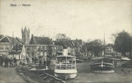 Sluis - Haven - 1928  ( Verso Zien ) - Sluis