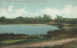 Apeldoorn - Gezicht Op Het Uddelermeer Van Af Den Berg - 1910  ( Verso Zien ) - Apeldoorn