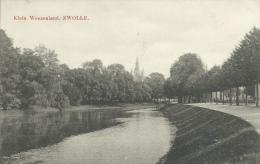 Zwolle -Klein Weezenland ( 1 )  ( Verso Zien ) - Zwolle
