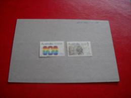 L 70 / T Australie Yv. 779-80 - 1980-89 Elizabeth II
