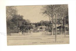 ARCACHON, Rond-Point En Face Le Boulevard Deganne.., éditeur: Phototypie Poittevin - Arcachon