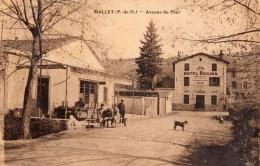 DALLET AVENUE DU PONT RESTAURANT HOTEL REGINA ANIMEE - Non Classés