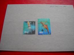 L 70 / T Australie Yv. - 1952-65 Elizabeth II : Ed. Pré-décimales