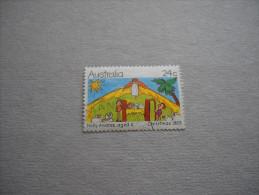 L 70 / T Australie Yv.840 & 845 - 1952-65 Elizabeth II : Ed. Pré-décimales
