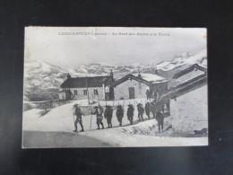 Lanslebourg Le Pont Des Alpins à La Turra - Autres Communes