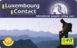 *LUSSEMBURGO* - Scheda Usata - Lussemburgo