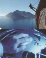 NUOVE- -1515/16- TELECOM ITALIA SERIE COMUNICARE 2 SCHEDE - Italia