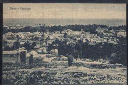 WC6 DERNA - PANORAMA - Libya