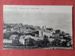 Dep 14 , Cpa HOULGATE , 3 , Panorama Vers Le Grand Hotel (003)Recto/Verso - Houlgate