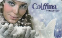 SWITZERLAND - Coiffina Gift Card, Unused - Gift Cards