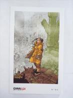 EX LIBRIS - BUCHET - SILLAGE - CANAL BD N°94 XL - Illustrators A - C