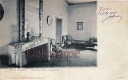 AJACCIO - CORSE  - Chambre Ou Est Né Napoléon   - Dos Précurseur écrite 1902  - Collection A. GUITTARD N° 3 - Ajaccio