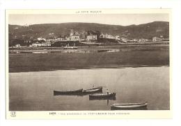 Cp, 64, Prise D'Hendaye, Vue D'Ensemble De Fontarabie - Other Municipalities