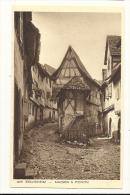 Cp, 68, Eguisheim, Maison à Pignon - Autres Communes