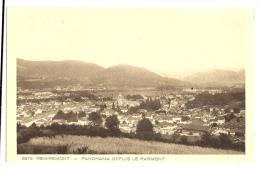 Cp, 88, Remiremont, Panorama Depuis Le Parmont - Remiremont