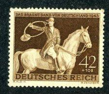 6153  Reich 1943~ Michel #854 No Gum Scott #B243  Offers Welcome! - Deutschland