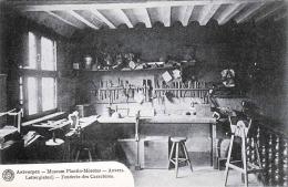 ANTWERPEN - Museum Plantin-Moretus - Anvers, Lettergieterij - Fonderie Des Caractères - Museen